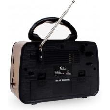 دي ال سي راديو مزود ببلوتوث ومدخل بطاقة ذاكرة اس دي، يو اس بي ومنفذ يو اكسDLC-32216B